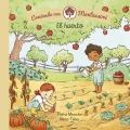 El huerto. Creciendo con Montessori. (letra ligada)