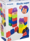 Super Blocks 32 pcs