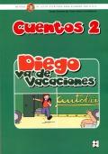 Cuentos 2. Diego va de vacaciones. Método Pipe de lecto-escritura para alumnos con N.E.E.