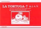 La Tortuga -7. Método de lectoescritura para alumnos lentos. (g, j, x, h)
