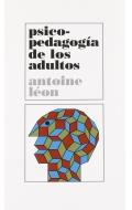 Psicopedagogía de los adultos