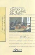 Cuestiones de autonomía en el aula de lenguas extranjeras.