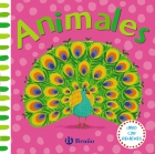 Animales. Libro con relieves