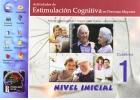 Actividades de estimulación cognitiva en personas mayores. Nivel inicial. Cuaderno 1.