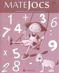 MATEJOCS. Paquet 3r de Primària de 8 a 9 anys. Quaderns 7,8,9
