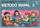 Método mapal 2. Método antidisléxico para el aprendizaje de la lecto-escritura
