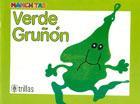 Verde Gruñón. Manchitas