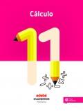 Cálculo 11. Cuadernos primaria.