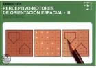 Ejercicios perceptivo-motores de orientación espacial-3