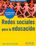 Redes sociales para la educación.