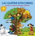 Las cuatro estaciones. Un libro con solapas para jugar y aprender