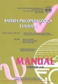 Manual de batería Psicopedagógica EVALÚA-5