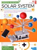Sistema solar híbrido con energía solar (GreenScience Solar system)