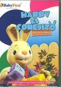 Harry el conejito. Juego de palabras. Baby First ( DVD ).