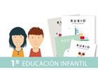 Rubio el arte para de aprender. 1º Educación Infantil. Pack especial