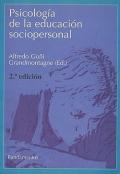 Psicología de la educación sociopersonal.