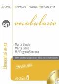 Vocabulario A1-A2. Nivel elemental. Español Lengua Extranjera (Con CD)