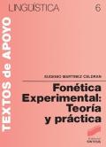 Fonética Experimental: Teoría y práctica (6)