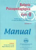Manual de la batería psicopedagógica EOS-4.