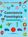 Conciencia fonológica. Libro de Actividades.