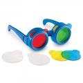 Gafas para combinar colores
