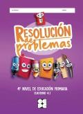 Resolución de problemas 4.1. Proyecto Hipatia. 4º nivel de Educación Primaria