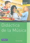 Didáctica de la música para primaria.