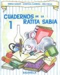 Cuadernos de la ratita sabia palo mayúsculas (Paquete del 1 al 7)