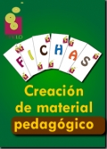 Fichas: creación de material pedagógico