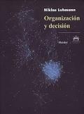 Organización y decisión.