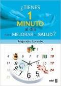 ¿Tienes 1 minuto al día para mejorar tu salud?