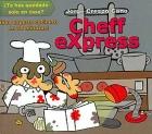 Cheff express. ¿ Te has quedado solo en casa ?. ¡ Sea experto cocinero en 10 minutos !.