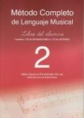 Método completo de lenguaje musical. Libro del alumno 2. (Con 2 CD)