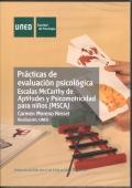 Prácticas de evaluación psicológica. Escalas McCarthy de aptitudes y psicomotricidad para niños ( MSCA ). (DVD)
