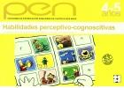 Habilidades Perceptivo-Cognoscitivas. Nivel 4-5años Programa de estimulación para niños de 4 a 6 años.