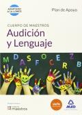 Audición y lenguaje. Plan de apoyo. Cuerpo de maestros.