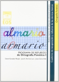 Ortografía fonética I. Programa de refuerzo de ortografía fonética I.