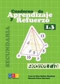 Cuaderno de aprendizaje y refuerzo 1.3. Geometría. Secundaria.