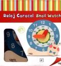 Reloj Caracol. Snail Watch