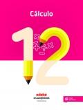 Cálculo 12. Cuadernos primaria.