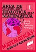 Area de conocimiento: didáctica de la matemática