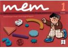 MEM 1. Programa para la estimulación de la memoria, la atención, el lenguaje y el razonamiento. (6/7 años)