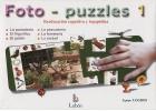 Foto-puzzles 1 : reeducación logopédica y cognitiva