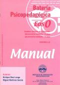 Manual de la batería psicopedagógica EOS-0.