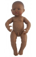 Baby latinoamericano niño (40 cm)