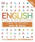 English for everyone (Ed. en español). Nivel Inicial 2 - Libro de estudio