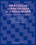 Prácticas de psicología de la educación. Evaluación e intervención psicoeducativa.