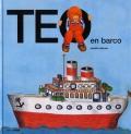 Teo en barco. Teo descubre el mundo.