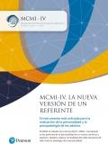 Manual MCMI-IV (Inventario Clínico Multiaxial de Millon-IV)