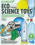 Juguetes Científico Ecológicos (Haz 7 juguetes)